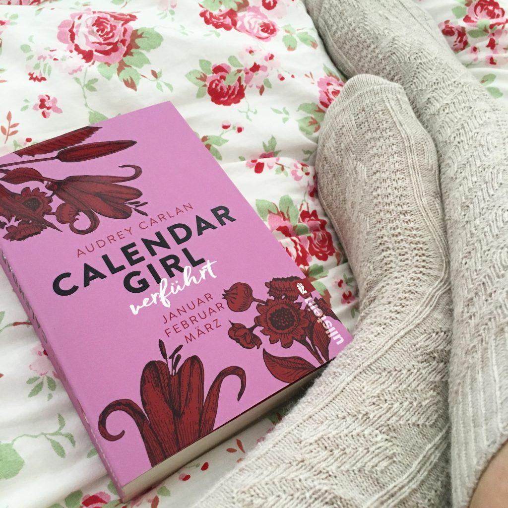 Aubrey Carlan - Calendar Girl